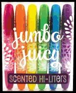 Details for Jumbo Juicy Scented Marker 6pk